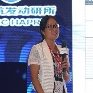 SHAN Xiaoming (Deputy Chief Designer at AECC Hunan Aviation Powerplant Research Institute)